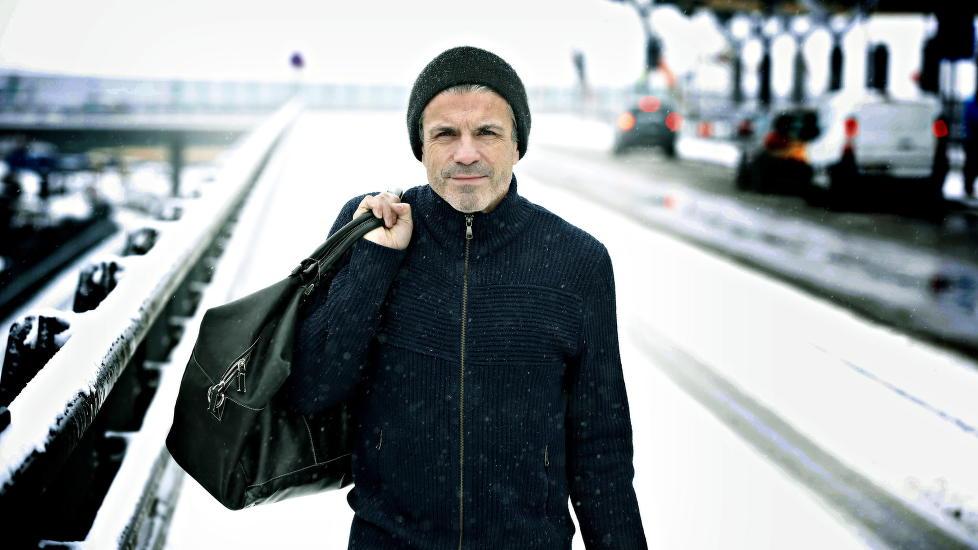 STADIG I FARTA: Det har vært få frihelger for Erik Solér siden han debuterte som fotballspiller for rundt 35 år siden. Bortsett fra det ene året, da, da han var nyskilt, og fikk sin ungdomstid. Foto: Jacques Hvistendahl / Dagbladet