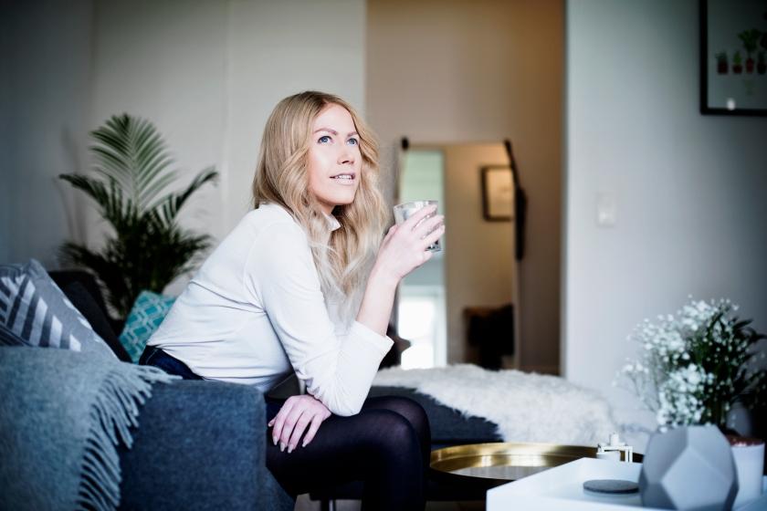Thea Steen kreft blogger